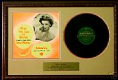 RUBY MURRAY original rare10 inch LP  Presentation